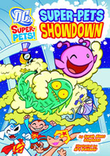 Image: DC Super Pets: Super-Pets Showdown SC  (Young Readers) -