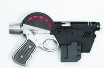 Image: Judge Dredd Lawgiver 1:1 Scale Replica Gun  -