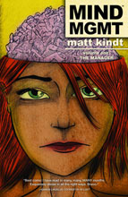 Image: Mind MGMT Vol. 01: The Manager HC  - Dark Horse Comics