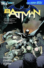 Image: Batman Vol. 01: The Court of Owls SC  (N52) - DC Comics