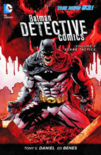 Image: Batman - Detective Comics Vol. 02: Scare Tactics HC  - DC Comics