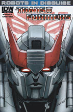 Image: Transformers: Robots in Disguise #14 (10-copy incentive cover)