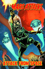 Image: Mars Attacks Vol. 01: Attack from Space SC  - IDW Publishing
