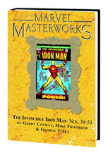 Image: Marvel Masterworks Vol. 194: Invincible Iron Man Nos. 39-53 HC  - Marvel Comics