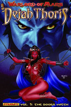 Image: Warlord of Mars: Dejah Thoris Vol. 03 - Boora Witch SC  - D. E./Dynamite Entertainment