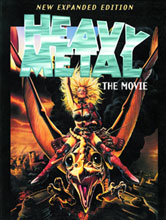 Image: Heavy Metal: The Movie SC  (expanded edition) - Heavy Metal Magazine