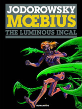 Image: Luminous Incal Limited & Numbered HC