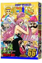 Image: One Piece Vol. 66 SC  - Viz Media LLC