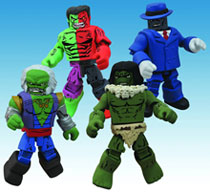 Image: Marvel Minimates Box Set: The Incredible Hulk Through the Ages  - Marvel Heroes Toys