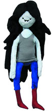 Image: Adventure Time Deluxe Fan Fave Marceline Plush  - Adventure Time
