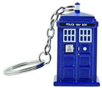 Image: Doctor Who Tardis Keychain Torch  - Doctor Who Import Toys & Models