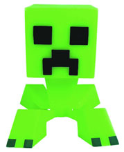 Image: Minecraft Vinyl Figure: Creeper  - Video Games Collectibles & Novelties