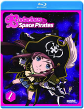 Image: Bodacious Space Pirates Vol. 01  (episodes 1-13) Blu-Ray - Anime Dvds & Digital Media