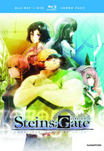 Image: Steins; Gate Complete Series Part 2 Blu-Ray+DVD  - Anime Dvds & Digital Media