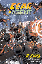 Image: Fear Agent Vol. 01: Re-Ignition SC  (2nd edition) - Dark Horse Comics