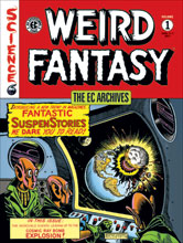 Image: E.C. Archives: Weird Fantasy Vol. 01 HC  - Dark Horse Comics