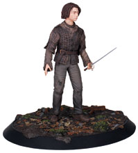 Image: Game of Thrones Arya Stark Statue  - Dark Horse Comics