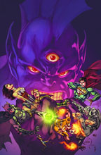 Image: Justice League Vol. 04: The Grid HC  (N52) - DC Comics