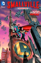 Image: Smallville Season 11 Vol. 04: Argo SC  - DC Comics