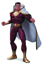 Image: Justice League War Action Figure: Shazam  - DC Comics