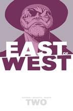 Image: East of West Vol. 02: We Are All One SC  - Image Comics