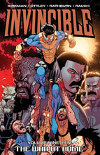 Image: Invincible Vol. 19: The War at Home SC  - Image Comics