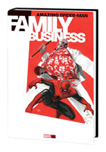 Image: Amazing Spider-Man: Family Business HC  - Marvel Comics