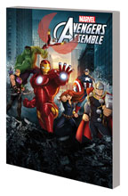Image: Marvel Universe Avengers Assemble Vol. 01 Digest SC  - Marvel Comics