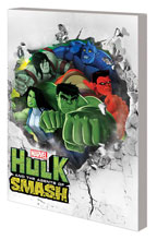 Image: Marvel Universe Hulk: Agents of S.M.A.S.H. Digest SC  - Marvel Comics