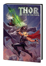Image: Thor: God of Thunder Vol. 03 - The Accursed HC  - Marvel Comics