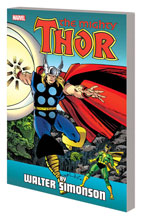 Image: Thor by Walter Simonson Vol. 04 SC  - Marvel Comics