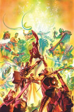 Image: Avengers 75th Anniversary by Alex Ross Poster  - Marvel Comics