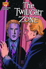 Image: Twilight Zone #2 (50-copy incentive cover - Francavilla Virgin) - Dynamite