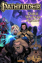 Image: Pathfinder Dark Waters Rising Jim Zub Vol. 01 HC  (signed) - Dynamite