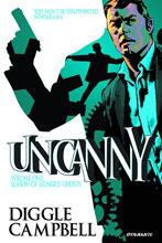 Image: Uncanny Vol. 01: Season of Hungry Ghosts SC  - Dynamite