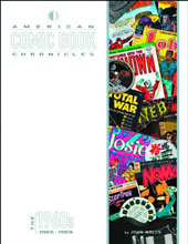 Image: American Comic Book Chronicles: 1965-1969 HC  - Twomorrows Publishing