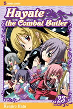 Image: Hayate the Combat Butler Vol. 23 SC  - Viz Media LLC