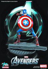 Image: Avengers Action Hero Vignettes: Captain America  -