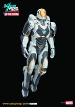 Image: Iron Man 3 Action Hero Vignettes: MK.39 Starboost  -