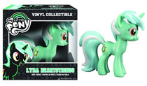 Image: My Little Pony Vinyl Figure: Lyra  -