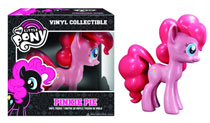Image: My Little Pony Vinyl Figure: Pinkie Pie  -