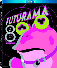 Image: Futurama Vol. 08 BluRay  -
