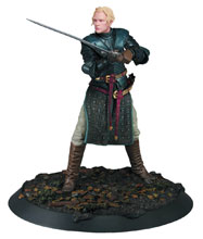 Image: Game of Thrones Statue: Brienne of Tarth  - Dark Horse Comics