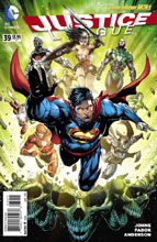 Image: Justice League #39 - DC Comics