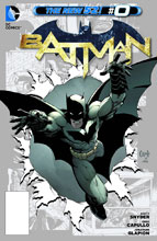 Image: Batman Vol. 06: The Graveyard Shift HC  (N52) - DC Comics