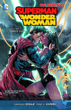 Image: Superman / Wonder Woman Vol. 01: Power Couple SC  (N52) - DC Comics