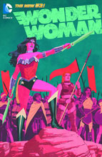 Image: Wonder Woman Vol. 06: Bones HC  (N52) - DC Comics