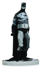 Image: Batman Black & White Statue by Mike Mignola  - DC Comics