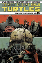 Image: Teenage Mutant Ninja Turtles Vol. 10: New Mutant Order SC  - IDW Publishing