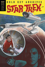 Image: Star Trek: Gold Key Archives Vol. 03 HC  - IDW Publishing
